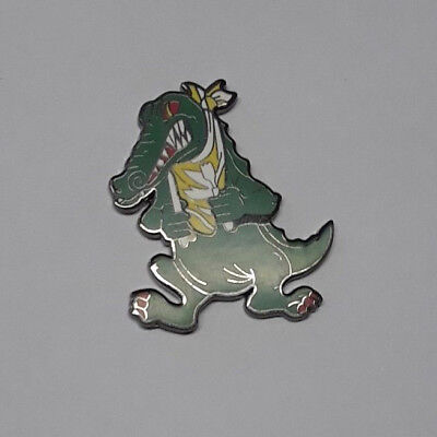 Hungry Alligator Hat Pin Jerry Garcia Guitar Grateful Dead Lapel Pins • 10.73£