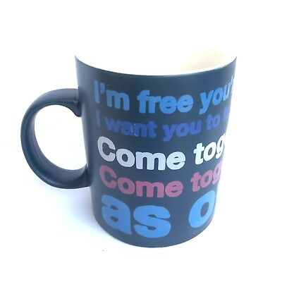 Primal Scream - Come Together - Tea Coffee Pop Mug NEW In Box • 6.49£