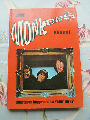 The Monkees 1968 Annual • 10£