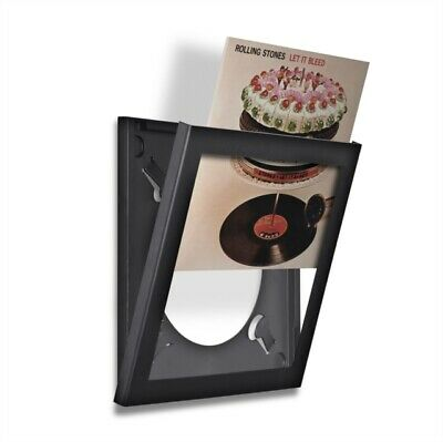 Show And Listen 12  Vinyl Album Lp Flip Frame - Black - New + Free Delivery • 19.69£