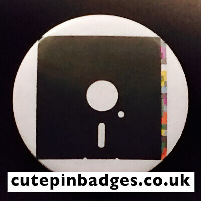 Blue Monday Badge - 3 Sizes 25mm To 45mm Pin Button New Order Joy Division Vinyl • 1.35£