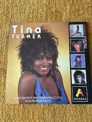 Tina Turner 12x12 Inch 4 Anabas Photofile • 20£