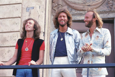 The Bee Gees Fantastic New Balcony 10x8 Photo • 5.99£