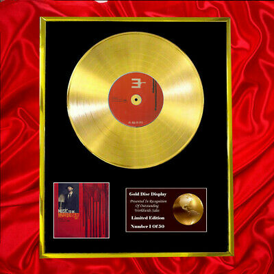 Eminem Music To Be Murdered By Gold/platinum/multi Disc Record Choice Of 3 • 160.95£