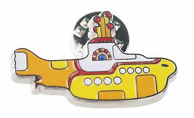 The Beatles 'Yellow Submarine' Enamel Pin Badge *Official Merch* • 6.99£