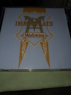 MADONNA - The Immaculate Collection : AUSTRALIA CD Album : Very Rare • 58£