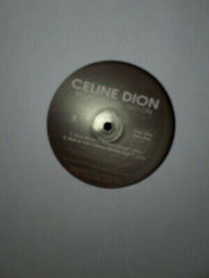 CELINE Dion-My Heart Will Go On 2 X US 12  Disco Vinyl • 48£