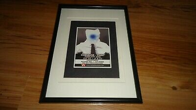 CORNELIUS Point-framed Original Advert • 11.99£