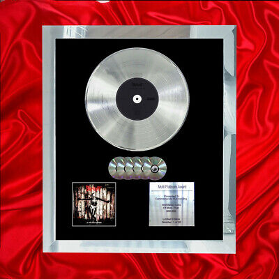 Slipknot The Gray Chapter Gold / Platinum / Multi Disc Record Choice Of 3 • 279.99£