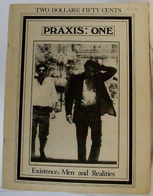 Bob Dylan Praxis: One Magazine Edited By Stephen Pickering 1971 • 50£