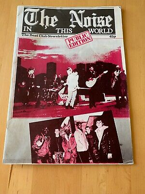 - The Beat Official Newsletter: The Noise In This World Fanzine • 20£