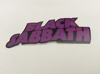 Black Sabbath  Logo Vinyl Sticker • 2.29£
