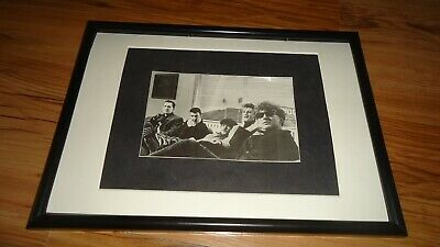 FRANKIE GOES TO HOLLYWOOD-framed Picture • 11.99£