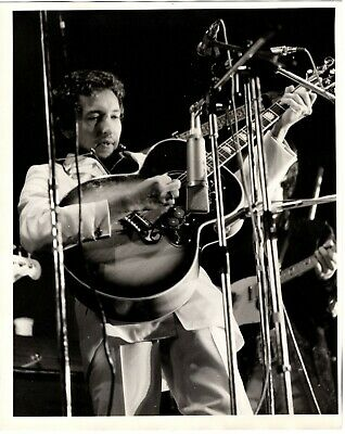 "Bob Dylan Photo Daily Mirror B/W  Matt 10""x8"" Circa 1965 • 70£"