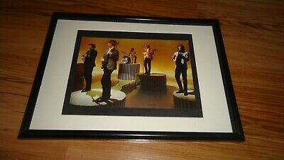 THE BYRDS-framed Picture • 11.99£
