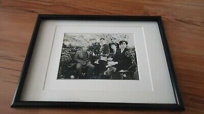 THE TRIFFIDS(circa 1983)-framed Picture • 11.99£
