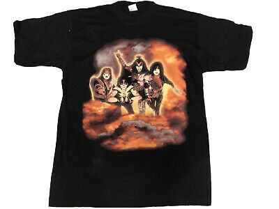 Kiss Psycho Circus Live In 3D TSHIRT Mens Large • 74.99£