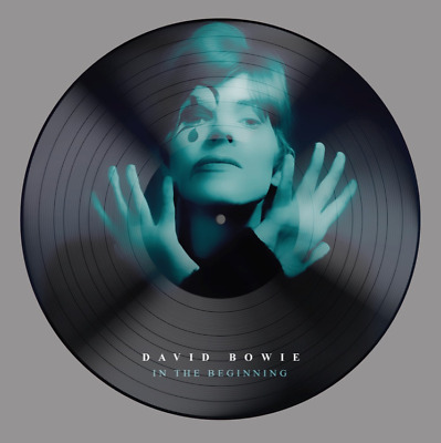 David Bowie  In The Beginning  New 2020 Ltd Picture Disc Vinyl Lp -Presale 1 Aug • 15.95£