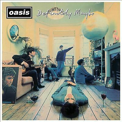 Oasis - Definitely Maybe - 2 X 180 Gram Vinyl LP  BRAND NEW & SEALED • 22.99£