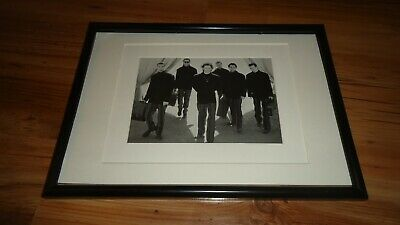 INXS-framed Picture • 11.99£