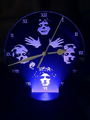 Queen Bohemian Rhapsody, Freddie Mercury  Wall Clock   • 14£