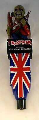 Iron Maiden Trooper 2019 Beer Pump Handle Official Robinsons Brewery Rare Mint • 375£