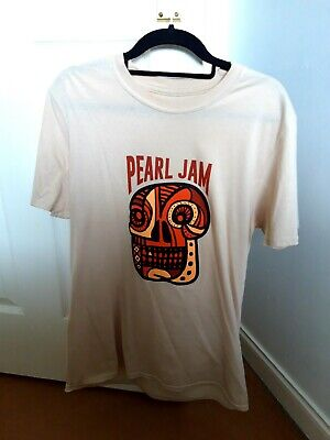 *new* Pearl Jam 2018 Tour T Shirt Size M • 39.99£