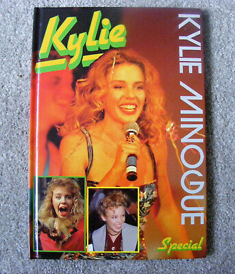 3 Kylie Minogue Annuals Special 1989, 1990 & 1991 Hardback Books  • 9.99£