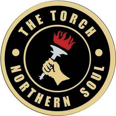 Superb Northern Soul Coaster - The Torch • 3£