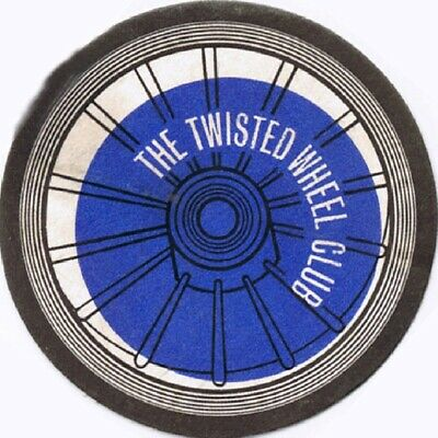 Superb Northern Soul Coaster - The Twisted Wheel • 3£