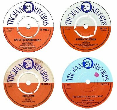 Superb Trojan Records Coaster Set (4 Coasters) • 12£