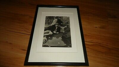 THE BYRDS(circa 1966)-framed Picture • 11.99£
