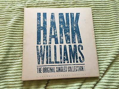 Hank Williams - Originals Singles Collection Cassettes - Never Played • 10£