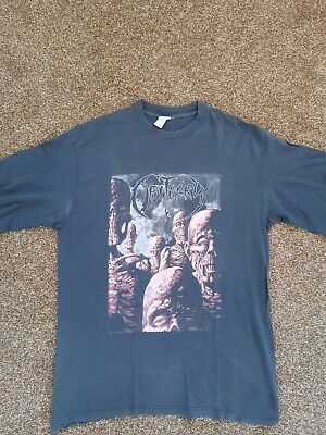 Obituary T Shirt XL • 4.50£