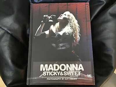 Madonna Book Sticky And Sweet Excellent Condition  • 40£