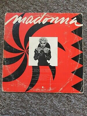 "Madonna Into The Groove / Everybody 12"" Vinyl • 49£"