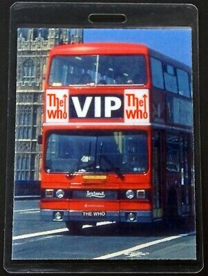 The Who Pass VIP  • 10£