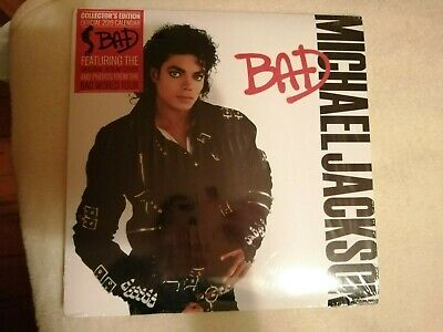 Michael Jackson 2019 Official Sealed BAD Calendar - Collectors Edition • 11.99£