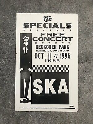 The Specials Poster • 10£