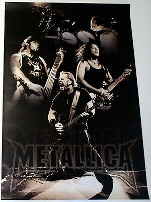 Metallica Poster Published By Pyramid International 2009  • 25£