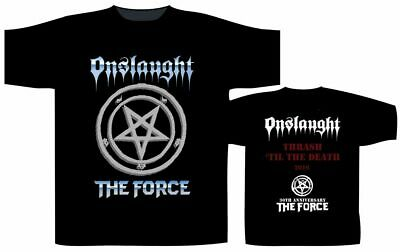 Onslaught - The Force T-SHIRT-S #103866 • 18.99£