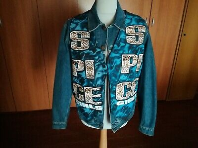 Spice Girl - Ultra Rare Vintage Vest, Size Xlarge - Made IN Italy • 143.52£