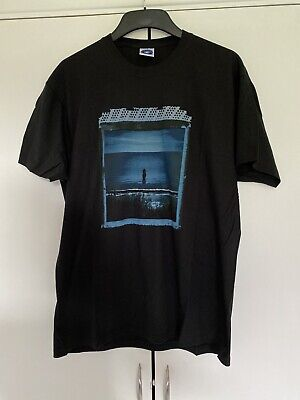 Steven Wilson Official Grace For Drowning World Tour 2012 T Shirt LARGE • 10£