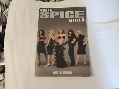 The Return Of The Spice Girls World Tour 2007/2008 • 15£