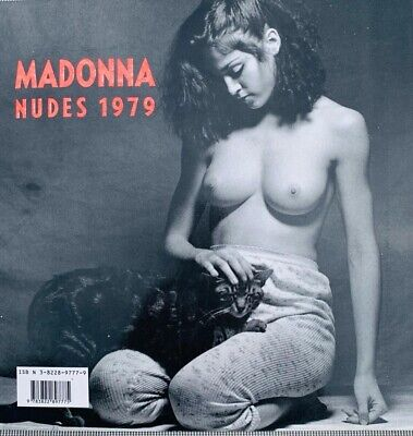 Madonna Nudes 1979 Rare And Collectable Book • 30£