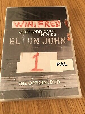 Elton In 2003 - The Official DVD • 19£