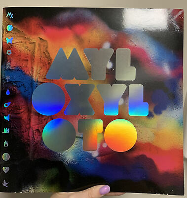 COLDPLAY - MYLO XYLOTO - TOUR PROGRAMME From June 2012 Emirates Stadium Show • 11.60£