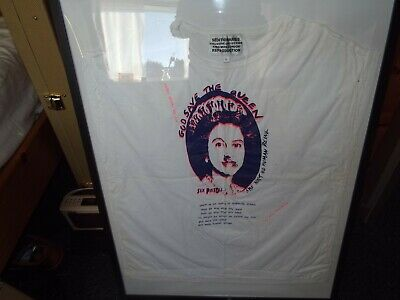 Sex Pistols Seditionaires God Save The Queen Tee Shirt Rare Collectable King Mob • 20£