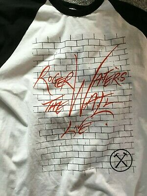 Pink Floyd Roger Waters The Wall Tour Shirt • 19.99£