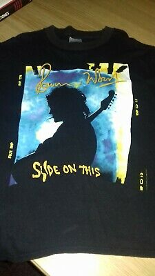 Ronnie Wood - Slide On This - Tour T Shirt -1992  - Rolling Stones • 30£